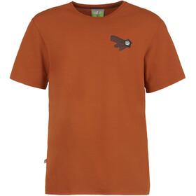 E9 Onemove t-shirt Heren, brick